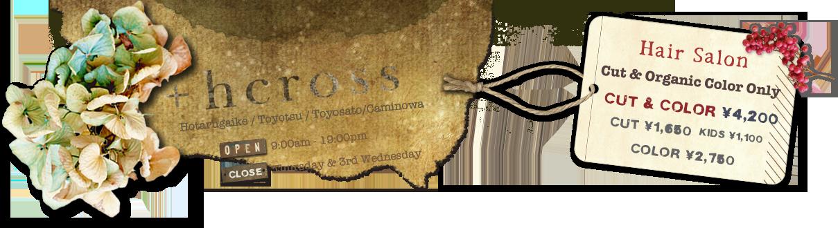 hcross|エイチクロス